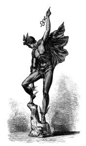 Antiquity God : Hermes/Mercury - Greece/Rome