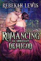romancing an arrogant demigod_140x210